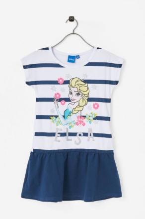 Kjole SS Dress Disney Frozen - Ellos