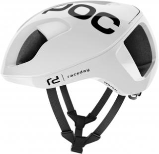 POC Ventral Spin - Cykelhjelm - Hydrogen White Raceday