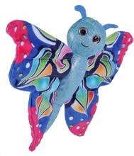 Huggers - blå fjäril (Wild Republic)