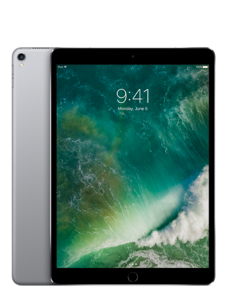 "iPad Pro 10.5"" 256GB - Space Grey"