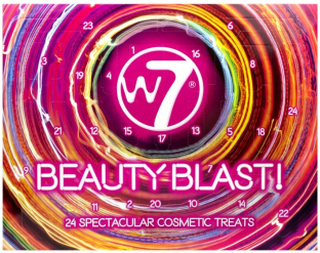 W7 Beauty Blast Advent Calender 2019