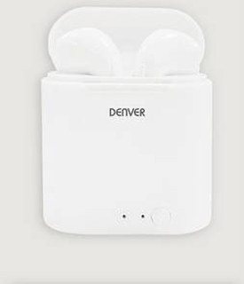 Denver Truly wireless Bluetooth hodetelefoner