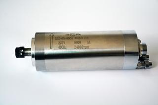 spindle motor ER11 220V 65*195mm 800W Spindle Motor Water Cooled Spindle Motor ER11 cnc Spindle Motor