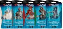 Magic The Gathering Ravnica Allegiance Theme Booster Set 5-Pack