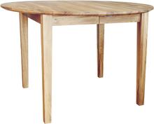 Svalan Matbord (m. iläggsskivor) - Trä