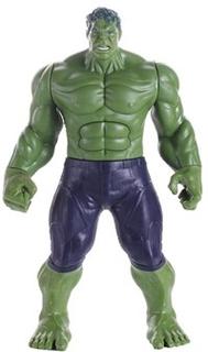 HULK - The Avengers Actionfigur - 30 cm - Superhjälte