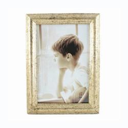 Fotoramme med guld kant - 18x24 cm