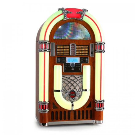 RR2100 jukebox USB SD AUX CD FM/MV