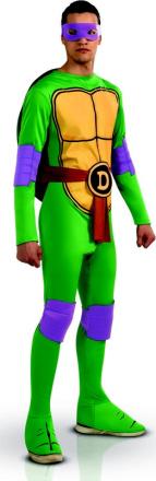 Donatello Teenage Mutant Ninja Turtles - kostume voksen - Vegaoo.dk