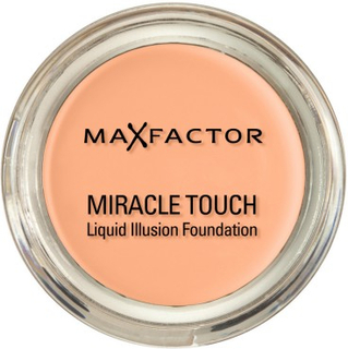Max Factor Miracle Touch Liquid Illusion Foundation 60 Sand 11,5 g
