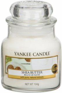 Yankee Candle Classic Small Jar Shea Butter Candle 104 g