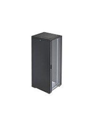 plade til kabelstyringsholder til rack (vertikal)