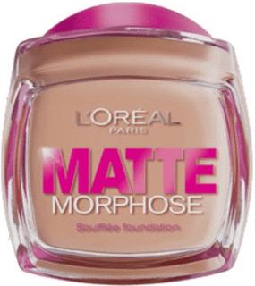 Loreal Paris Matte Morphose Foundation - Rosy Sand 180