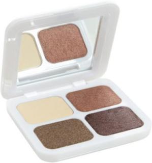 Models Own MyShadow Quad Powder Eyeshadow Chocolate