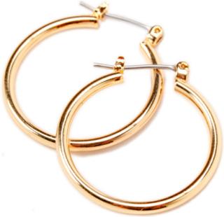 Pilgrim Earrings Gold Classic Øredobber Smykker Gull PILGRIM