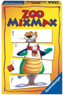 Ravensburger Zoo Mix Max (Nordisk)