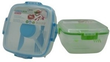 Benson Lunchbox - Click 'n Go Blue and Green