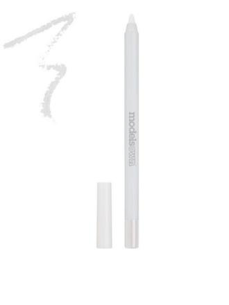 Eyeliner - Matte White Models Own i-Definer Kohl Pencil Eyeliner