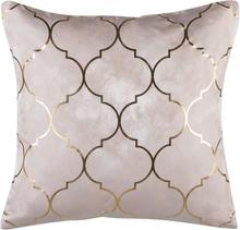 Tyyny jossa marokkolainen kuvio 45 x 45 cm pinkki ALYSSUM