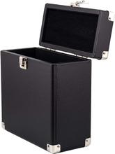 """GPO 7"""" vinyl case, black"""