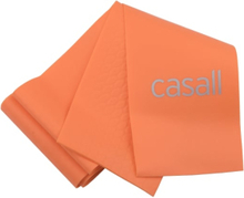 Casall Flex Band Hard 1pcs träningsredskap Orange OneSize