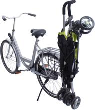 Happy Baby Barnvagnshållare för cykel Buggy-Mee svart metall