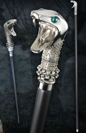 Harry Potter - Lucius Malfoys Walking Stick