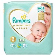 Pampers - Premium care 2 pieluszki jednorazowe dla dzieci