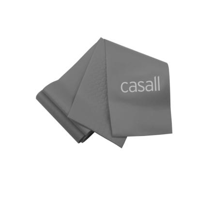 Casall Flex Band Light 1pcs träningsredskap Grå OneSize