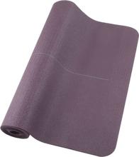 Casall Yoga Mat Balance 3mm Free träningsredskap Lila OneSize