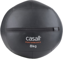 Casall PRF Work Out Ball 8kg träningsredskap Sort OneSize