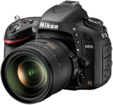D610 24-85mm VR