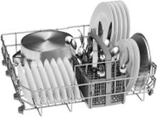Bosch Serie | 2 SMV2ITX16E - Opvaskemaskine - til indbygning - Wi-Fi - Niche - bredde: 60 cm - dybde: 55 cm - højde: 81.5 cm - sort