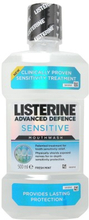 Listerine Advanced Defence Sensitive 500 ml
