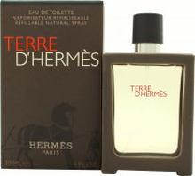 Hermès Terre d'Hermès Eau de Toilette 30ml Påfyllningsbar