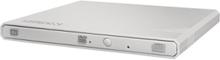 eBAU108 - DVD-RW (Brænder) - USB 2.0 - Hvid