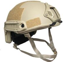 NIJ IIIA Aramid FAST Military Bulletproof Helmet Bulletproof Combat Helmet For Police Guard Safety Protection