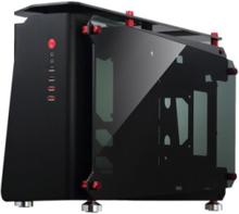 Jonsbo JB-MOD1-MINI BR - Black/Red - Kabinet - Miditower - Sort