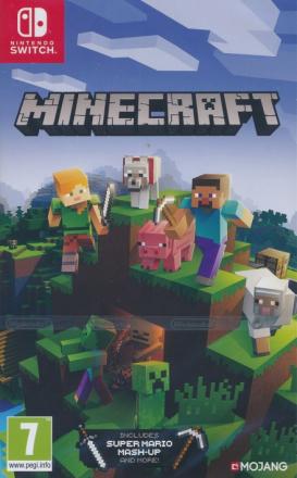 Minecraft - Nintendo Switch - CDON.COM