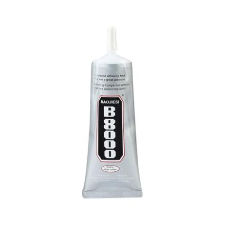 2019 18ml B8000 Repair Glue Multi Purpose Glue Adhesive Epoxy Resin Diy Crafts Glass Touch Screen Cell Phone Glue B8000
