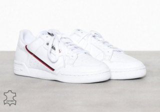 Adidas Originals Continental Sneakers & tøysko Hvit