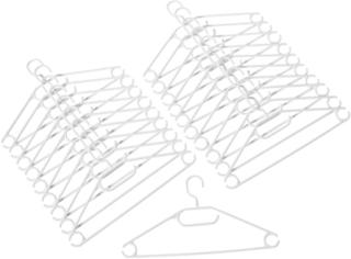 Klädgalge Multitalang (20-pack)