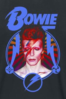 David Bowie - -T-skjorte - svart