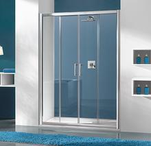 Duschdörr Wide TX - 5mm glas (skjutdörrar)