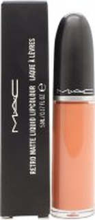 MAC Retro Matte Liquid Lipstick 5ml - Mango Mango