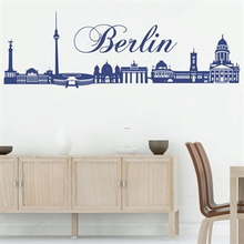 Wallsticker Berlin