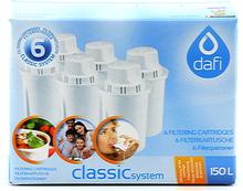 Dafi filterpatron 6-pack