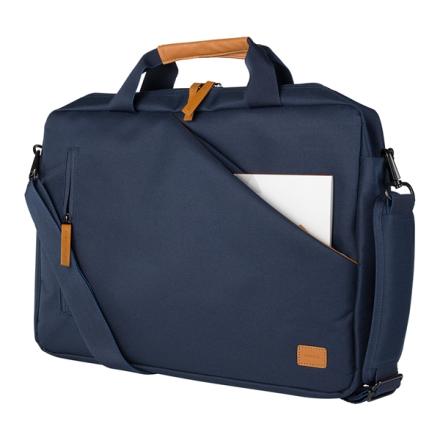 """DELTACO laukku kannettaville tietokoneille, jopa 15,6"""" Sininen"""