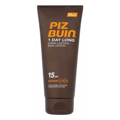 Piz Buin 1 Day Long Lasting Sun Lotion SPF15 100 ml