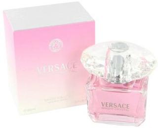 Bright Crystal från Versace - Gift Set Miniature Collection innehåller Crystal Noir, Bright Crystal, Yellow Diamond, Bright Crystal Absolu och Yellow Diamond Intense - Kvinnor